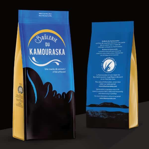 Sac de café de 255 g de la Brûlerie du Kamouraska