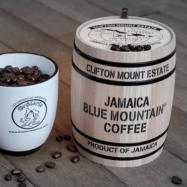 Barin de café Blue-Mountain